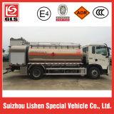 Caminhão 12000L do depósito de gasolina da aviação