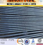 Petróleo do API 5L Psl2 & tubulação de aço do transporte do gás