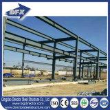 Здание стальной структуры большой пяди цены по прейскуранту завода-изготовителя подгонянное полуфабрикат