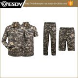 Esdy Camouflage Quick Dry Shirt and Pant, complet amovible