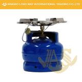 Gas-Becken 1kg LPG-Cylinder&Steel