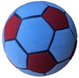 Sfera di calcio gonfiabile di Velcor del dardo, sfera di calcio magica, gioco del calcio del Velcro, sfera di calcio del dardo
