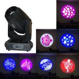 17r Shappy 350W 광속 DJ 단계 디스코 당 나이트 클럽 점화를 위한 이동하는 맨 위 광속 빛 3in1 Nj-B350A