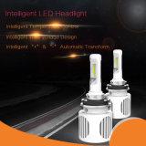H11 nécessaire de phare du véhicule DEL, ampoules de phare du CREE DEL de H1 H4