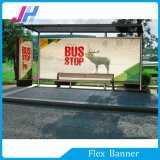 De gelamineerde Backlit Flex Banner van pvc