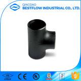 Encaixe de tubulação soldado do aço de carbono extremidade sem emenda