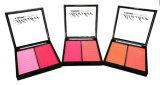 Nouvelle mode 2 couleurs Haute qualité Private Label OEM / ODM Blush Palette