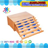 Giocattoli di legno cremagliera, Governo educativo dei fogli del giocattolo dei bambini