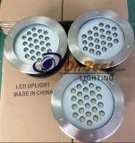 Luz al aire libre 24W LED de iluminación subterráneo en IP67