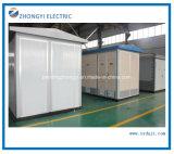 발전소 Zbw-12 시리즈 개폐기 지능적인 통합 Prefabricated 전기 칸막이실