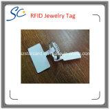 Étiquette anti-vol imprimable de bijou d'IDENTIFICATION RF de l'adhésif 13.56MHz