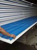 El panel aislado y acanalado de la venta caliente del EPS de la azotea de emparedado con el estándar de Australia