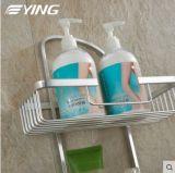 Mensola di alluminio dell'acquazzone della stanza da bagno della mensola del doppio del quadrato di serie dello spazio