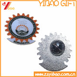 Дешевый изготовленный на заказ Pin эмали логоса с золотом плакировкой (YB-LP-37)