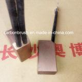 Het leveren van de uitstekende kwaliteit aangepaste Koolborstel van het ontwerpkoper grpahite Voor motoren