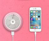 携帯用小型多機能USBのファンか加湿器または力バンク