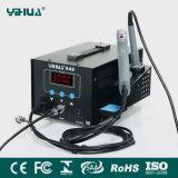 Étain/canon électriques de l'aspiration Yihua948 à étamer avec le traitement de fer à souder