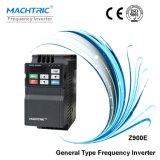 Allgemeiner Typ 750W vektorsteuer220v Wechselstrom-Frequenz-Inverter VFD