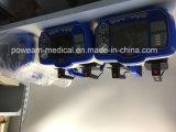 Surveillance du défibrillateur patient de l'ICU