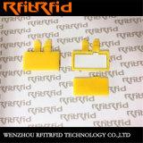 Tag RFID d'Anti-Métal de long terme de fréquence ultra-haute pour le rail de véhicule d'actifs