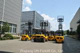 Forklift Diesel pequeno popular (motor japonês, 3.5t)