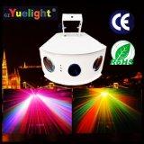 Luz laser colorida del precio de fábrica LED