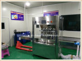 Auto máquina de processamento de enchimento do detergente de lavanderia
