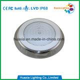 ステンレス鋼樹脂によって満たされるLEDのプールランプライト