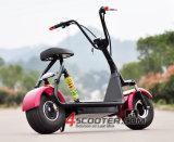 Девушка новых продуктов двойная электрическая 500W Citycoco на самокате для сбывания
