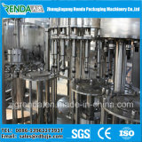Chaîne de production remplissante liquide rotatoire à grande vitesse d'OIN de la CE