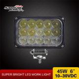 15 LEDs Hi/Low에 의하여 밀봉되는 정연한 헤드라이트 LED 모는 빛