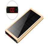 합금 프레임 10000mAh 보편적인 태양 에너지 은행