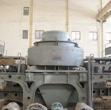 Утес задавливая оборудование дробилки удара вала завода вертикальное конкретное задавливая