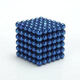 Шарик волшебного магнита сферы 216PCS головоломки 5mm нео магнитный для инструмента игры малышей