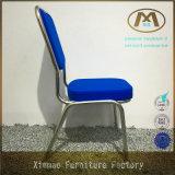 حارّ عمليّة بيع معدن كروم زرقاء مأدبة استعمل كرسي تثبيت