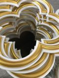 [بولورثن فوأم] زخرفيّة [بو] حلى مادّيّة زخرفيّة لأنّ بيتيّة سقف زخرفة