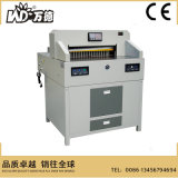 Cortadora eléctrica del papel del Programa-Control del fabricante profesional de Wd-7208HD