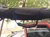 Maniglie nere della gru a benna della barra di rullo dell'automobile J248 con la casella del sacchetto di memoria per il Wrangler di Jku della jeep