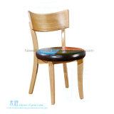 대중음식점 다방 (HW-2006C)를 위한 의자를 식사하는 현대 단단한 나무