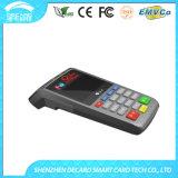 Pinpad (P10)の携帯用無接触のカード読取り装置