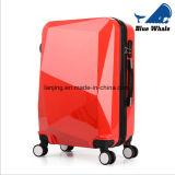 Arbeitsweg-Koffer der Diamant-Ausschnitt-Oberflächen-Laufkatze-Beutel-ABS+PC