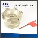 Cortador do moinho de face do CNC Bap400r-6t para a máquina de trituração