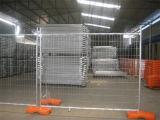 painéis da cerca do Temp de 2.1X2.4m HD Austrália