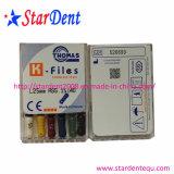 病院の衛生検査隊の外科診断装置の歯科装置のDentsply Maillefer Kファイル器械