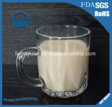 творческая кофейная чашка термостойкого стекла боросиликата 370ml