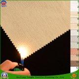 Arrêt total imperméable à l'eau de franc d'enduit de polyester tissé par textile à la maison s'assemblant le tissu pour le rideau et le sofa en guichet