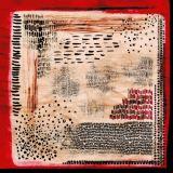 Красивейший шарф напечатанный цифров Silk (F13-C-0032)