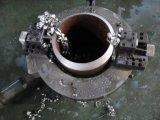 corte automático del tubo de la alta calidad y máquina que bisela