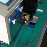 높은 정밀도 자동적인 철사 끊는 기구 및 케이블 스트리퍼/비틀어진 사람 기계