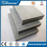 El panel de cemento de fibra de techo caliente de la venta